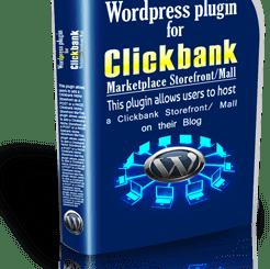 CBProAds - ClickBank Affiliate Tools-wordpress-plugin