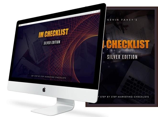 IM Checklist - Will it improve your Internet Marketing skills