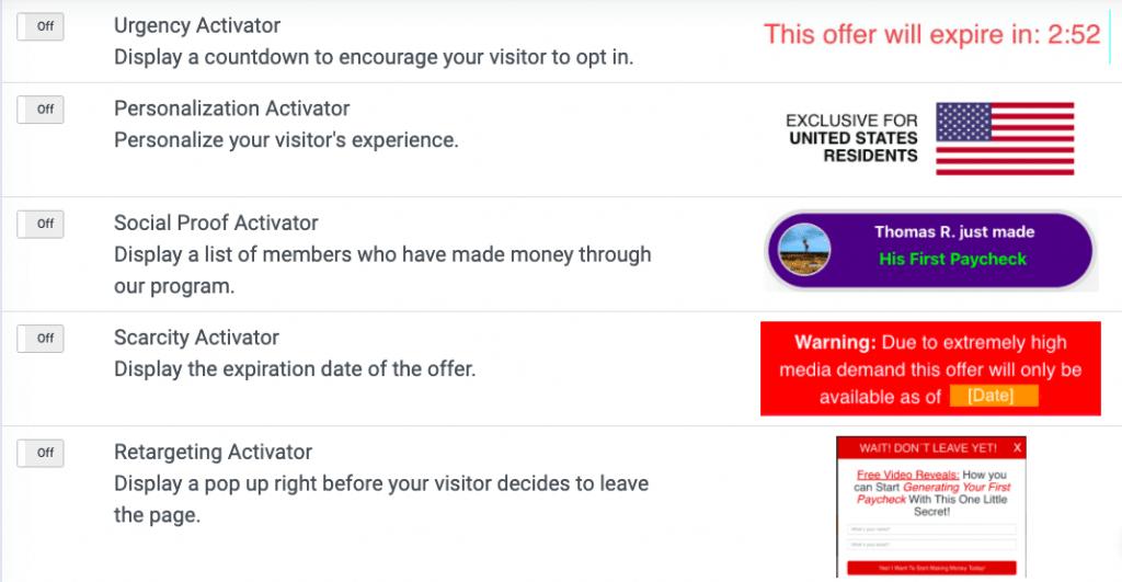 Profit Activator